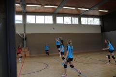 Volleyball Damen gegen Gütersloher TV