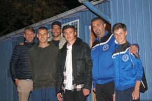 1. Mannschaft gegen SC Halle Kreispokal