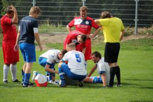 1. Mannschaft gegen TuS Jöllenbeck III